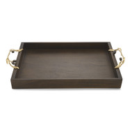 Michael Aram Olive Branch Wooden Serving Tray (175077 )