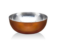 Godinger Hammered Copper Salad Bowl (Large) (19463)