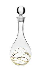 Swirl Gold Decanter (CSBG383)
