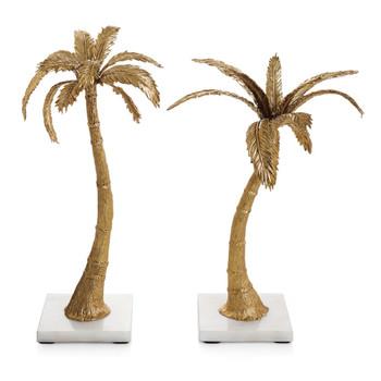 Michael Aram Palm Candlesticks (174911 )