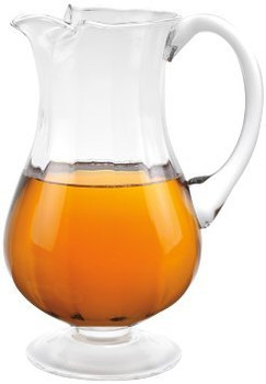 Badash Impression Glass Pitcher- Clear (SL628)