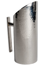 Stainless Steel Hammered Pitcher (12001)