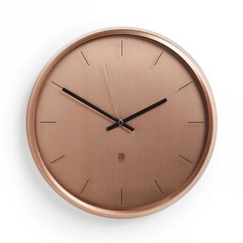 Meta Wall Clock - Copper (1004385-880)