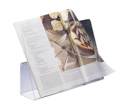 Huang Acrylic Cookbook Stand