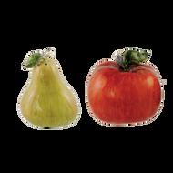 Apple & Pear Salt & Pepper Shakers