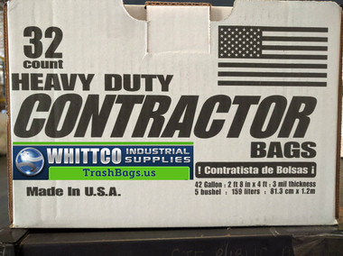Revolution Bag Loadmaster Heavy Low Density Can Liners 44 gal 1 10 mil