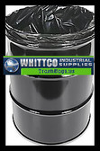 Drum Liners 3 mil Black 50 Count  55 gallon L38583B