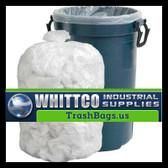 PCSJHRN Trash Bags 28x45 0.58 Mil NATURAL