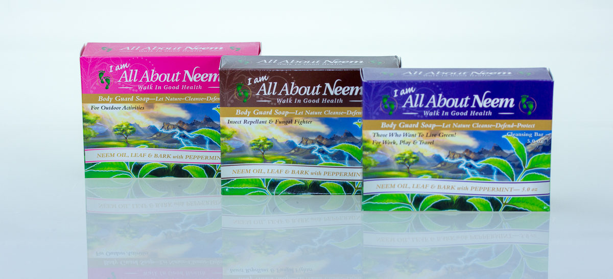 All About Neem Soaps