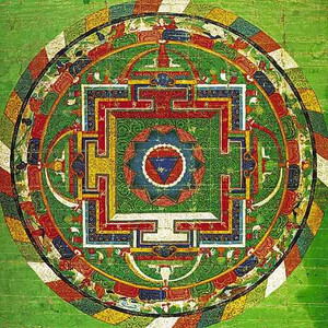 Vajrakilaya Mandala - removing obstacles