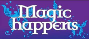 magic happens sunlight decal