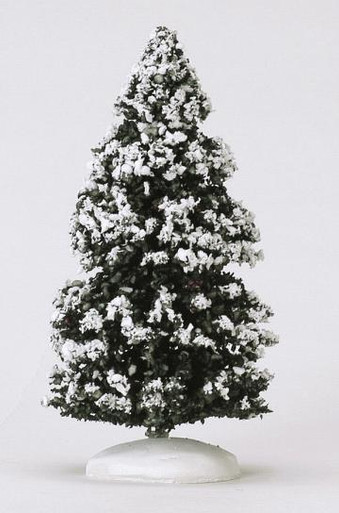 44085 - Evergreen Tree, Medium - Lemax Christmas Village Trees