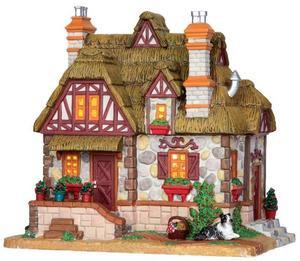 25353 - Wayside Cottage  - Lemax Caddington Village Christmas Houses & Buildings