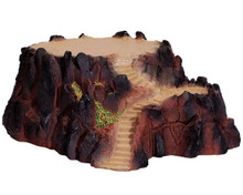 74698 -  Hill Top Display Platform - Lemax Christmas Village Landscape Items