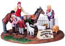 83680 - Petting Zoo - Lemax Carnival Series