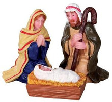 32124 - Nativity, Set of 3  - Lemax Christmas Village Figurines