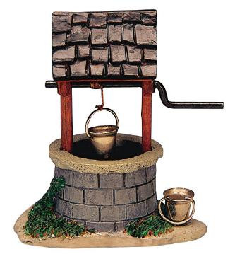 34894 -  Water Well - Lemax Christmas Village Misc. Accessories
