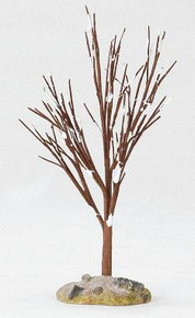 04474 -  Winter Elm, Medium -  Lemax Christmas Village Trees