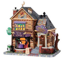 05015 - Zolaar the Great - Lemax Spooky Town Houses