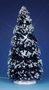 04252 - Sparkling Winter Tree, Large, B/O (4.5v) -  Lemax Christmas Village Trees