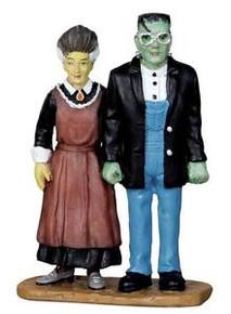 22013 - Frankenstein Gothic  - Lemax Spooky Town Halloween Village Figurines