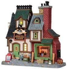 25365 - Norman's Shoemaker Workshop  - Lemax Caddington Village Christmas Houses & Buildings