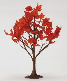 44151 - Maple Tree, Large - Lemax Christmas Village Trees
