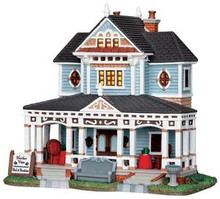 25381 - Harbor View Bed & Breakfast  - Lemax Plymouth Corners Christmas Houses & Buildings