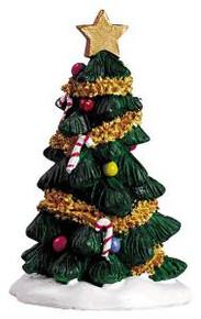 52023 -  Christmas Tree 1027 - Lemax Christmas Village Figurines