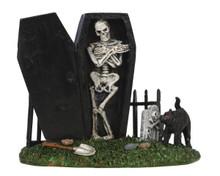 62201 -  Spooky Graveyard - Lemax Spooky Town Halloween Village Figurines