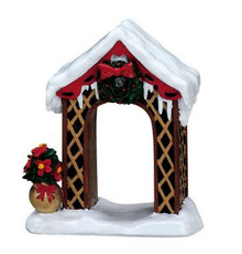 74628 -  Christmas Arbor - Lemax Christmas Village Misc. Accessories