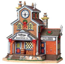 85689 - Village Hardware Co. - Lemax Vail Village Christmas Houses & Buildings
