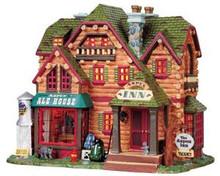 95859 - Aspen Inn & Ale House - Lemax Vail Village Christmas Houses & Buildings