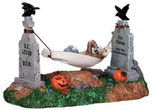 24461 - Bag O' Bones, Battery-Operated (4.5v)  - Lemax Spooky Town Halloween Village Accessories