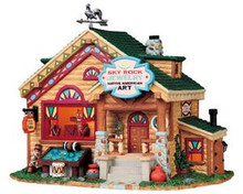 95870 - Sky Rock Jewelry - Lemax Vail Village Christmas Houses & Buildings