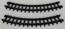 14455 - Curved Track for Starlight and Yuletide Express - 1 Piece  - Lemax Christmas Village Trains & Vehicles