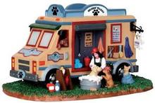 33010 - Washin' Wagon  - Lemax Christmas Village Trains & Vehicles