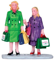 42220 - Our Outing  - Lemax Christmas Village Figurines