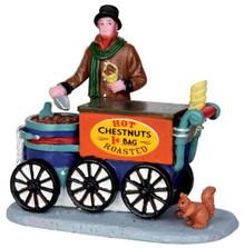 42266 - Roasted Chestnuts  - Lemax Christmas Village Figurines