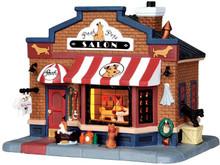 35540 - Posh Pets Salon  - Lemax Harvest Crossing Christmas Houses & Buildings