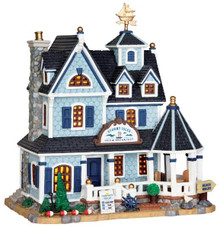 45687 - Stormy Isles Bed & Breakfast  - Lemax Plymouth Corners Christmas Houses & Buildings