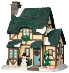 45697 - Winter Chalet  - Lemax Caddington Village Christmas Houses & Buildings