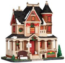 45701 - Fairview Inn  - Lemax Caddington Village Christmas Houses & Buildings