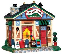 45747 - Memory Lane  - Lemax Caddington Village Christmas Houses & Buildings
