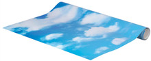 34973 - 4-Foot Sky Backdrop - Lemax Landscape