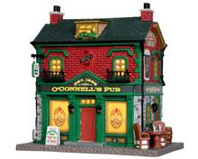35600 - O' Connell's Irish Pub - Lemax Caddington Village Christmas Houses & Buildings