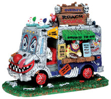 43103 - Gurgle's Roach Coach - Lemax Spooky Town Accessories