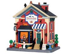 45741 - Pawfection Pet Foods & Bakery - Lemax Caddington Village Christmas Houses & Buildings