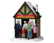 53226 - Summit Snack Shack - Lemax Christmas Village Table Pieces