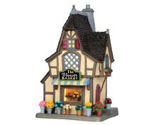 55903 - The Flower Basket - Lemax Caddington Village Christmas Houses & Buildings